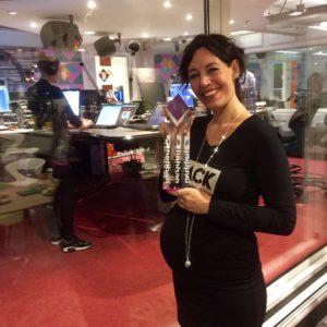 Ilse Ruijters wint Hebban Thriller Award 2017